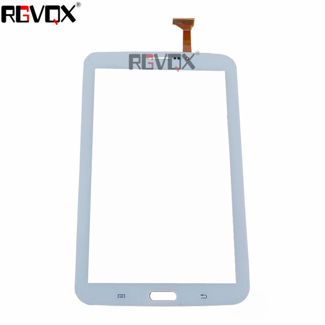 New For Samsung Galaxy Tab 3 7.0 SM-T211 T211 Touch Screen Digitizer Glass Sensor Replacement Parts White/Black