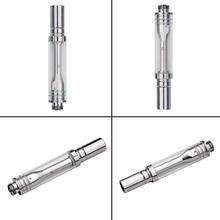 50pcs/lot USA Popular 5S A Disposable vapor Tank for Thick oil Airflow Control Atomizer 510 Thread O Pen E Cigarette Mod
