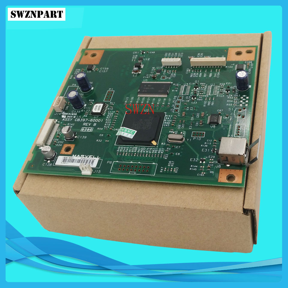 FORMATTER PCA ASSY Formatter Board logic Main Board MainBoard mother board for M1005 1005 cb397-60001