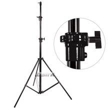 ASHANKS Air Cushion Light Stand Aluminum 3m Foldable Tripod Potable Lamp Stand 10KG Loading Fotografia Kits for studio Light