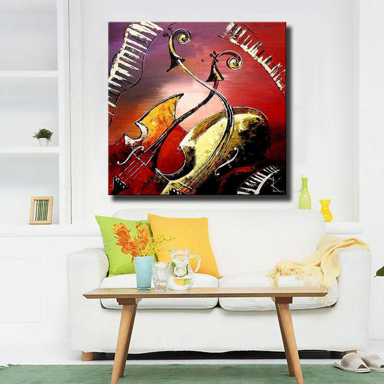 Direct from JYJ Artist Canvas Wall Art 100% Hand Painted Modern Abstract Oil Painting for Home Decor Gift No Frame JYJLV115