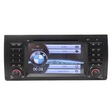 Dual core HD Car DVD GPS Radio stereo For BMW E39 GPS USB SWC AUDIO Steering Wheel Control DVD MP3 MP4 CD steer wheel control