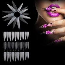 500 pcs New Arrivals 3 Kinds Of False Nails  Quickly Extend Nail Maintenance Tools Quick N Building Mold Tips