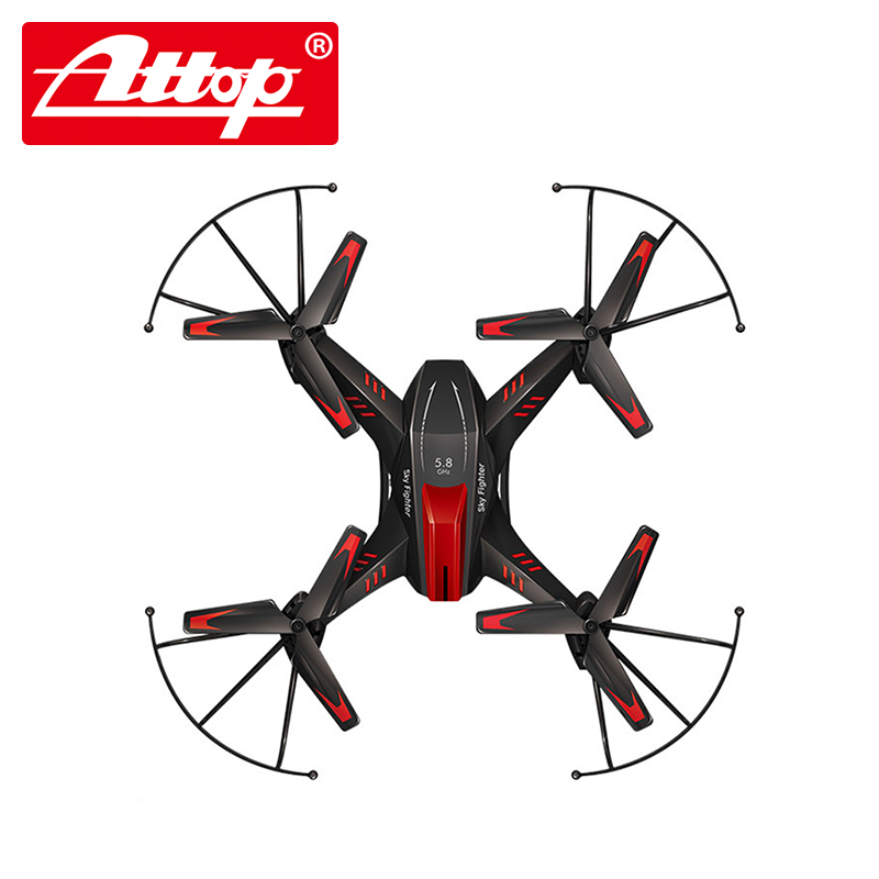 Attop YD-A12 Four - axis aircraft that can be photographed Remote controlled aircraft Parent-child toys gift remote control toy стоимость