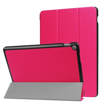 30pcs Ultra Slim Tri-Fold PU Leather Case Stand Cover for Asus Zenpad 10 Z301MFL Z301ML Z301 10.1 inch Tablet + Stylus Pen