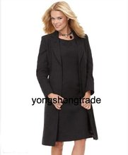 Womens Suits, Ladies Custom Made Sleeveless Dress & Jacket, Accept  470