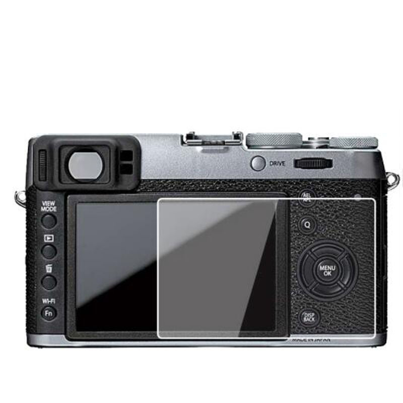 Tempered Glass Screen Protector For Fujifilm X-H1/T3/T20/T100/A3/A5/A10/A20/E3/E2/E1/M1/100T/100F/30/70/Pro2 XT100 XT20 XT30 X70