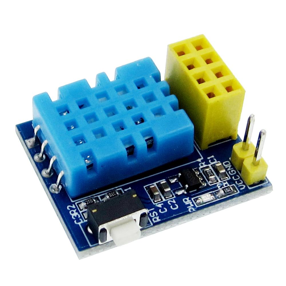 ESP8266 ESP-01 ESP-01S DHT11 Temperatur Feuchte-sensor-modul esp8266 Wifi NodeMCU Smart Home IOT DIY Kit (ohne ESP modul)