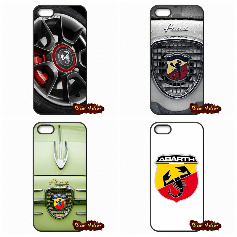 Cool Car ABARTH Logo Phone Case Cover For Samsung Galaxy S S2 S3 S4 S5 MINI S6 S7 edge Note 2 3 4 5 7