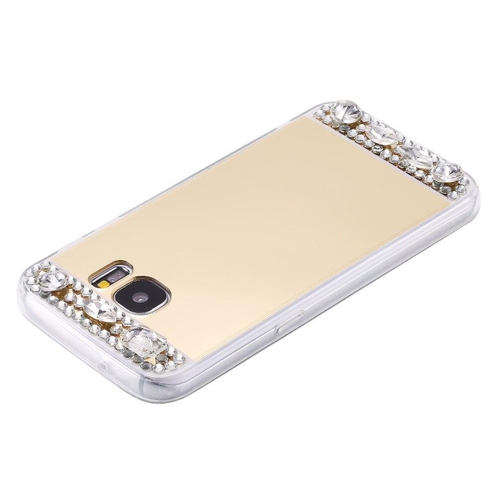 FLOVEME Mirror Cover Case för Samsung Galaxy S6 S7 Edge S8 Plus A5 - Reservdelar och tillbehör för mobiltelefoner - Foto 2