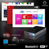 AUN Smart Projector, D5S, Android 7.1 (Optiona 2G+16G) WIFI, Bluetooth, HDMI, Home Theater Mini Projector (Optional D5 White) 1