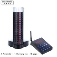 Pager pocsag радиосвязь coaster queue зуммер системы управления очередью система CE FCC полный водонепроницаемый Сертифицированный FM> 3000 м