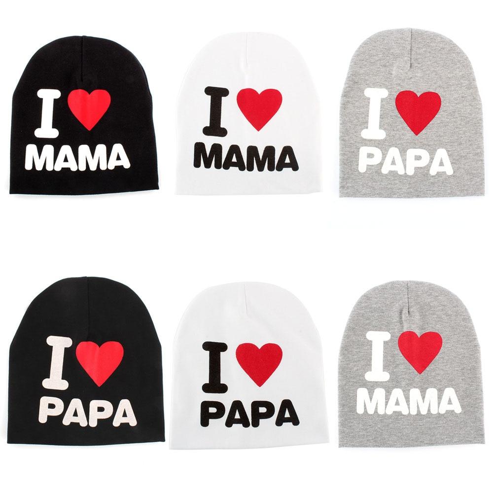 Lovely Baby Hats Newborn Boy Girl Infant Cotton Soft Cute Hat Cap Beanie Baby Accessories