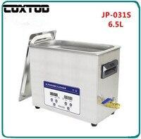 COXTOD JP 031S Digital Ultrasonic Cleaner 6.5L Lavatrice Ultrasuoni Ultrasoon Reiniger Heated Industry Ultrasonic Cleaner Bath