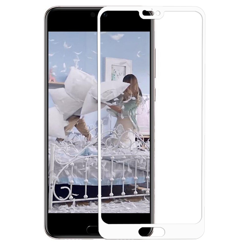 For Huawei P20 Anti-Scratch Tempered Glass Full Cover Screen Protector 5.8 Inch Front Full Film Mobile Phone Glass Films