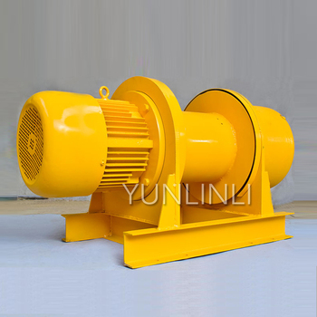 380V Electric Hoist Multi-function Hoist Electric Wire Rope Winch Customized With 1T/2T/3T/5T Heavy Lifting Device 0 03t 0 05t 0 1t 0 2t 0 3t ton single groove sheave swivel hook eye rope pulley hoist tool metallic lifting tackle 30kg 100kg