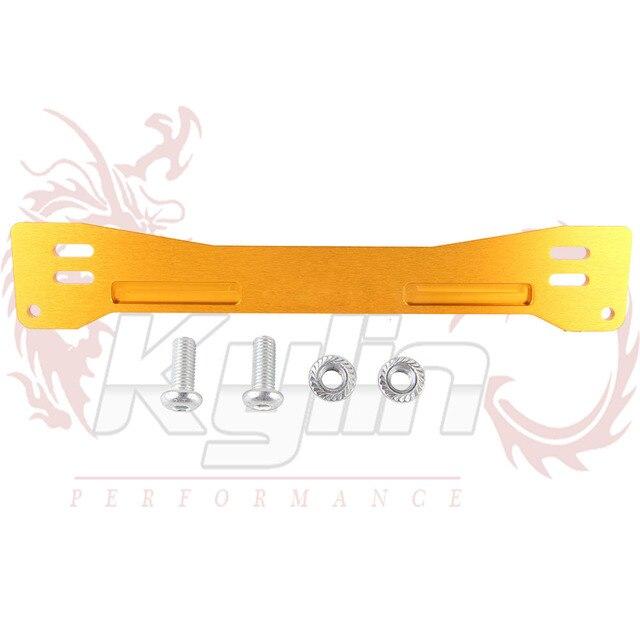 New REAR SUBFRAME BRACE/ subframe reinforcement brace for Proton/Mitsubishi golden,silver,blue