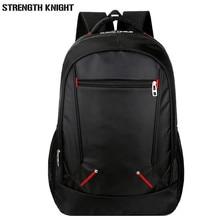 цены Laptop Backpack Multifunction Rucksack Waterproof Black 15 inch Computer Backpacks For Teenager Male Mochila