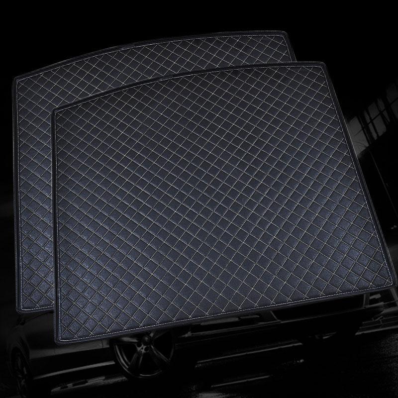 Custom fit car trunk mat for BMW 3/4/5/7 Series GT M3 X1 X3 X4 X5 X6 Z4 3D car-styling all weather tray carpet cargo liner 3d car styling custom fit car trunk mat all weather tray carpet cargo liner for honda odyssey 2015 2016 rear area waterproof
