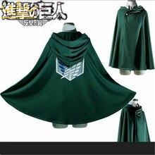 Cloak Cosplay-Costumes Shingeki Attack On Anime No-Kyojin Cape Hoodie Titan Wings-Of-Freedom