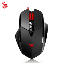 A4tech Bloody V7M 3200DPI Gaming Mouse 3D Wired Dragon Custom 7 Keysters LOLFps Emperorship LOL CF  Dota Mouse 2015 Hot Sale