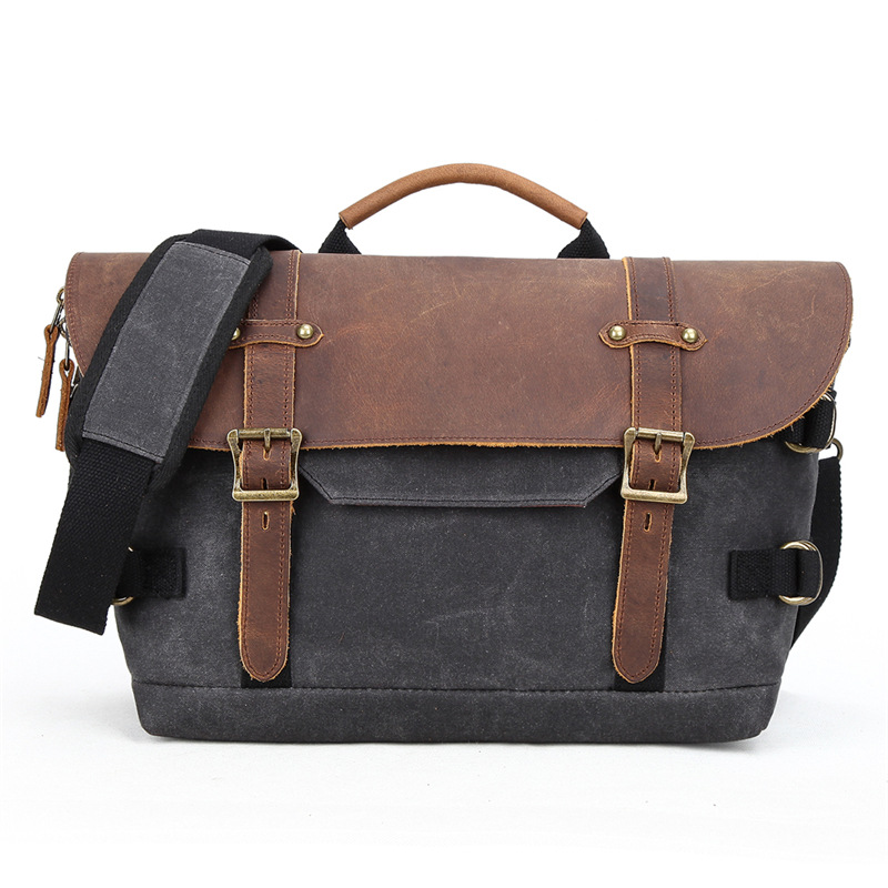 Digital Camera DSLR Retro Vintage Waterproof Batik Canvas Massenger Bag Shoulder Case Bags SLR Handbags for