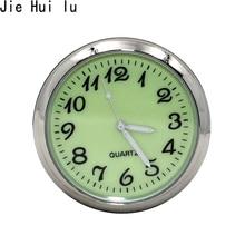 Автомобильная электроника цифровые часы термометр гигрометр украшения для приборной панели автомобиля украшения Автомобильные украшения часы аксессуары