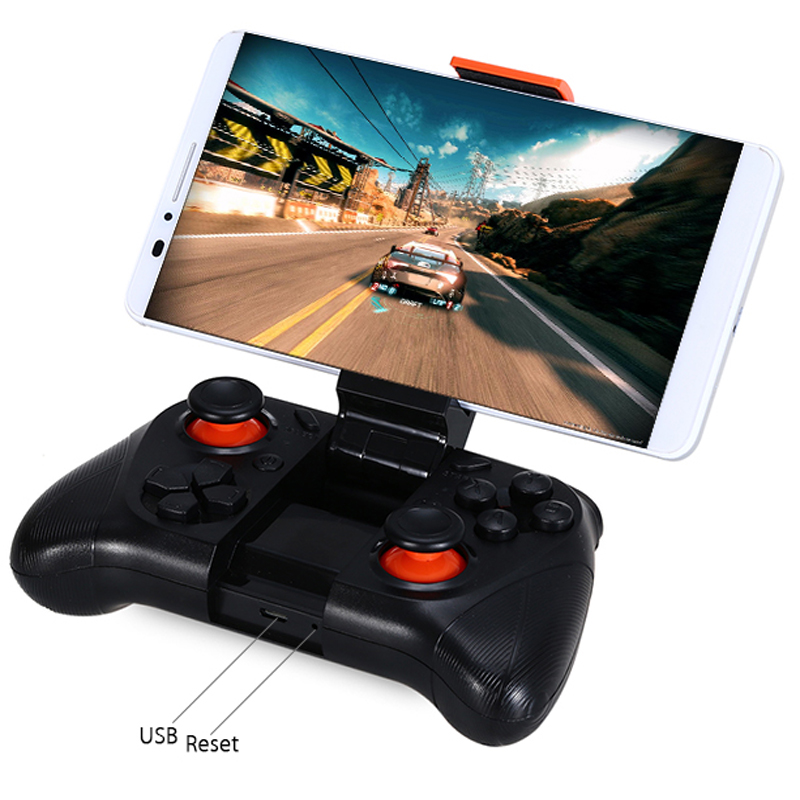 Bluetooth Gamepad 050 Wireless Game Controller Joystick For Android ISO Smartphones Windows TV Box Tablet PC VR Glasses 3