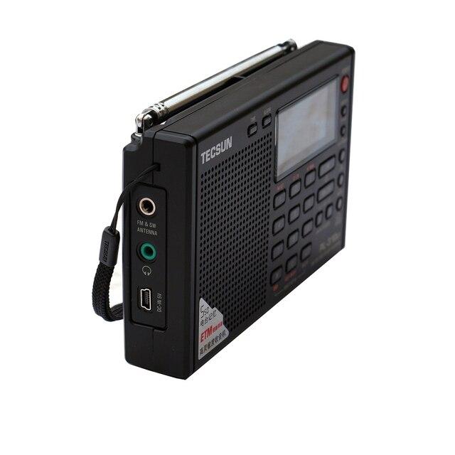 Tecsun PL-310ET Full Radio Digital Demodulator FM/AM/SW/LW Stereo Radio Portable Radio For English Russian User 4