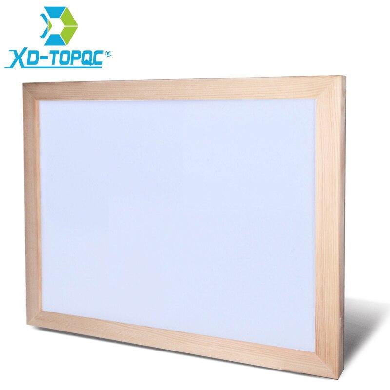 Купить белая доска xindi 35*45 см новая сухая салфетка рамка из сосновой