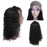 SYK HAIR Lace Front Human Hair Wigs With Baby Hair 13*4 Lace Front Wig Kinky Curly Wig For Black Women 150% Density Pre Plucked