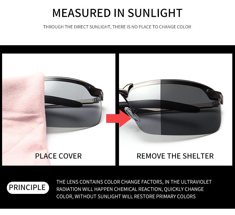 d0a1f6298f Photochromic Sunglasses – vickypick