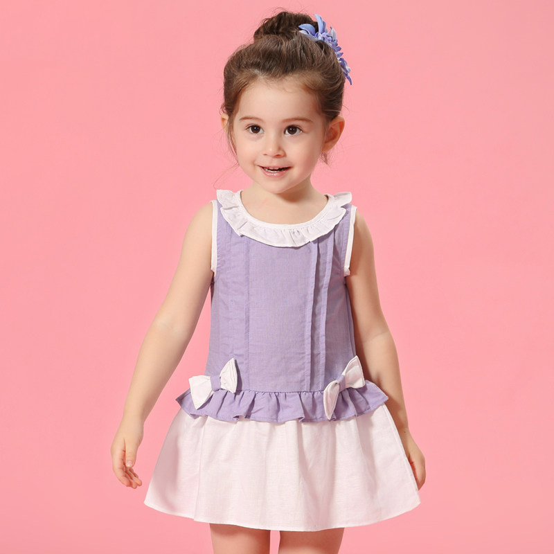 c9a95fef5 2019 Summer Kawaii Kids Cute Frock Princess Dress Clothes for Baby ...