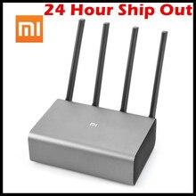 (Versión en inglés) Original Xiaomi Router Pro Repetidor WiFi 2533 Mbps 2.4G/5 GHz de Doble Banda Roteador Wi-fi Routers Inalámbricos Mijo