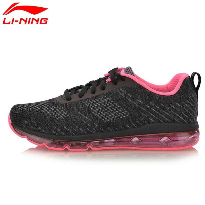 online retailer c4d9a ac4dc Li ning oryginalne damskie air walker buty do chodzenia mono przędzy  agcm114 lining sneakers buty sportowe oddychające poduszki dziedzictwa w  Li-ning ...