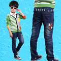 New Spring And Autumn Boys Jeans kids Clothing,Children Jeans Kids Jeans ,Fashion Jeans ,Children casual Pants 4-15Y