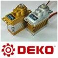 DEKO distinguished series high pressure hollow cup rudder model D1102 all metal digital servos steering gear
