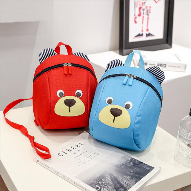 e30834f417 Cute Cartoon Kids bag Oxford Backpack Mini School Bag Children s Gift Baby  Student Bags for Girls Boys Lovely Mochila Teenagers