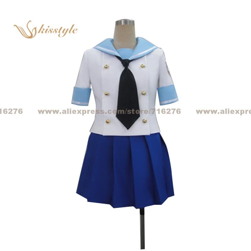 kisstyle moda la corda duoro nia hasekura seiso academia uniforme cos ropa cosplay