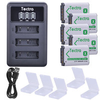 5Pcs NP BX1 NPBX1 Battery for Sony DSC RX100 RX1 HDR AS15 AS10 HX300 WX300 NP BX1 Bateria+LED Display USB 3 Slot Charger