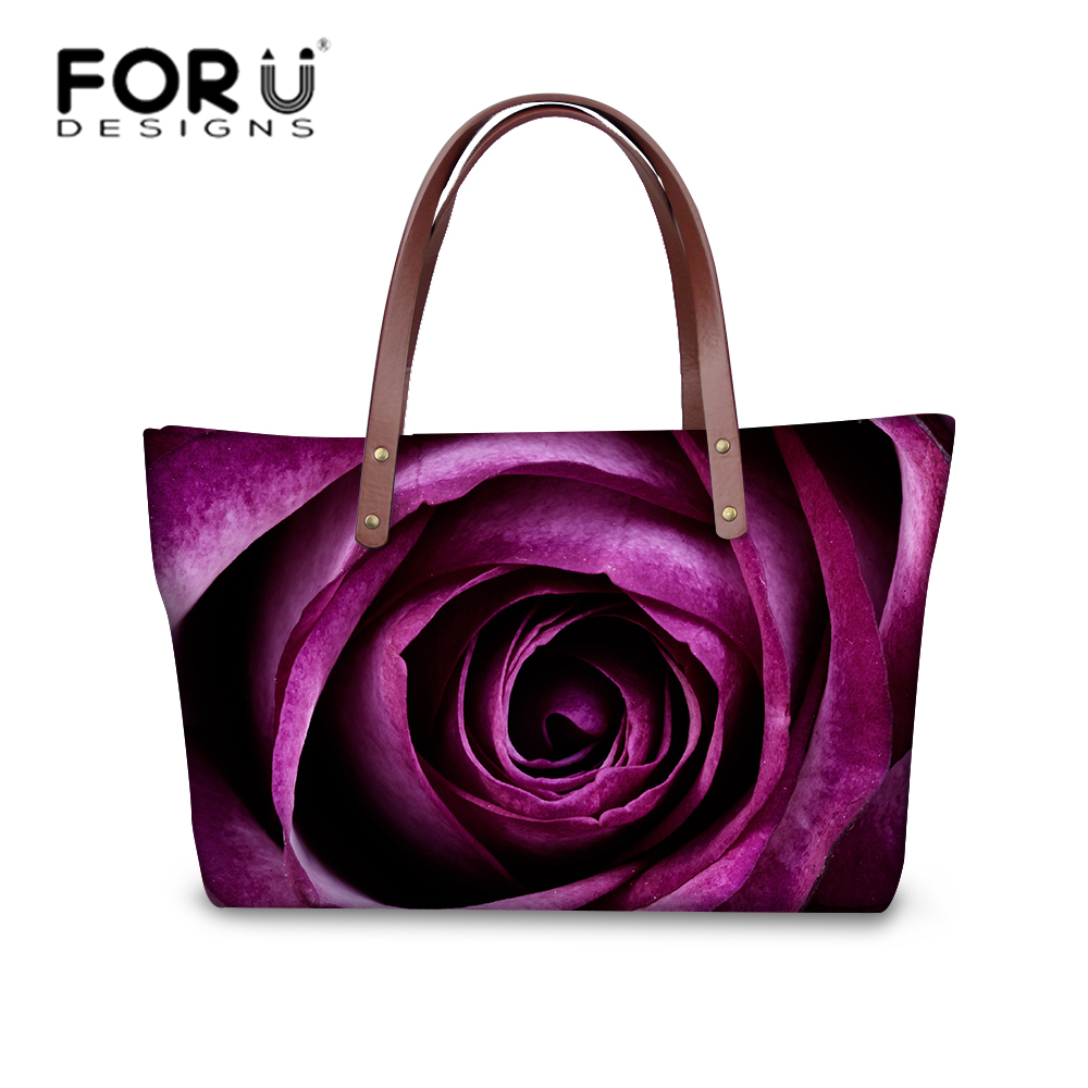 FORUDESIGNS Luxury Handbags Women Bags Designer Rose Womens Handbag Ladies Bags Baobao Bolsa Feminina Sac a Main Bolsos Tote aitesen tote leather bag luxury handbags women messenger bags designer sac a main mochila bolsa feminina kors louis bags