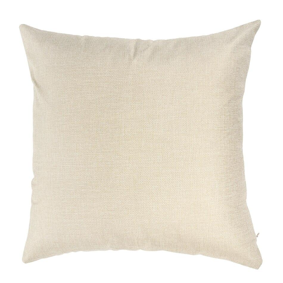 18x18 Home Cotton Linen Car Sofa Bed Waist Cushion Pillow Case Cover New Art Lip