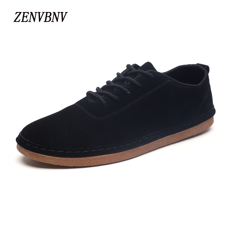 ZENVBNV 2017 High Quality Summer Autumn Men's Casual Shoes Breathable Fashion Men Artificial Leather Shoes Male Lace up Shoes high quality men casual shoes fashion lace up air mesh shoe men s 2017 autumn design breathable lightweight walking shoes e62