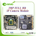 2-МЕГАПИКСЕЛЬНАЯ Full HD Высокой Четкости идеальный ночного видения IP CCTV камера Доски Модуль p2p 3516C, Onvif, бесплатный P2P Серии Нет.