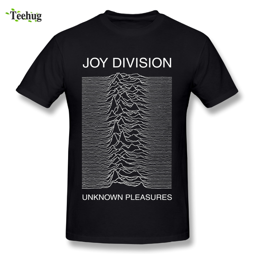 Joy Division T Shirts Men Round Neck Design 100% Cotton Tee Shirts For Male