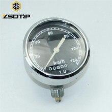 ZSDTRP 0 120/160 km/h Mô Hình Cũ Đồng Hồ Tốc Độ sử dụng tại KC750 Side Car Xe Máy Trường Hợp đối với BMW R12 r71 KC750 M 72 MW 72 Động Cơ