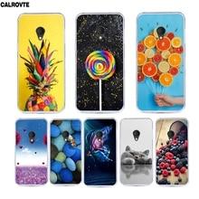 Para Alcatel U5 3G funda para Alcatel U5 3G 4047D 4047 4047Y fundas pintadas de silicona lindo gato flor Friut animales estampados