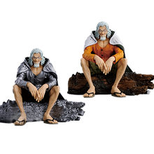 Hot-venda 1 pcs 14 cm Japonês anime figure Silvers Rayleigh one piece action figure collectible modelo brinquedos brinquedos(China)