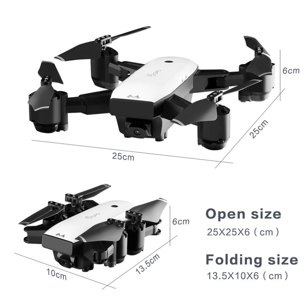C FLY Dream 5G Altitude Hold Drone GPS Optical Flow Positioning Follow Me RC Quadcopter with 720P HD Camera One Key Return - 6