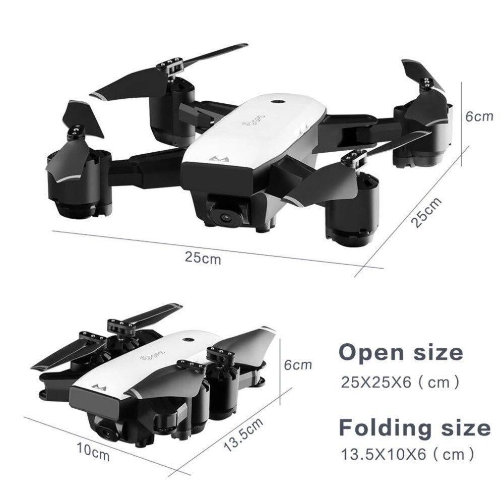 C FLY Droom 5G Hoogte Houden Drone GPS Optische Stroom Positionering Follow Me RC Quadcopter met 720P HD Camera een Sleutel Terugkeer - 6